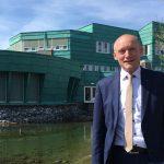 Wethouder Hans Marchal Wijk bij Duurstede